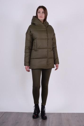 Куртка женская 93578 защитная