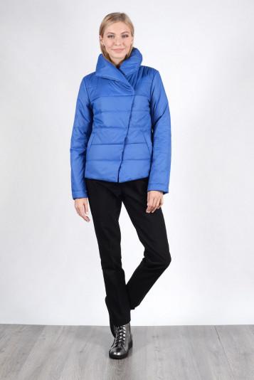 Модная курточка женская 93522 джинс