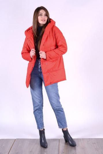 Куртка женская 93558 красный