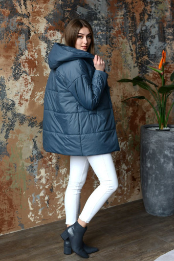 Куртка женская 93558 маренго