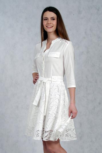 Платье 7115.1 белый
