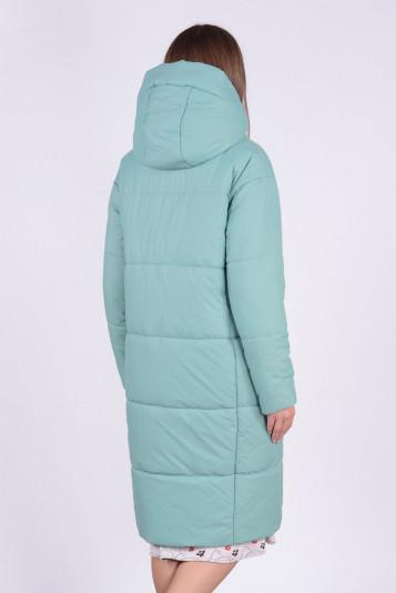 Пальто зимнее 93580 васаби