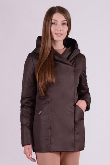 Куртка деми 99625 шоколад