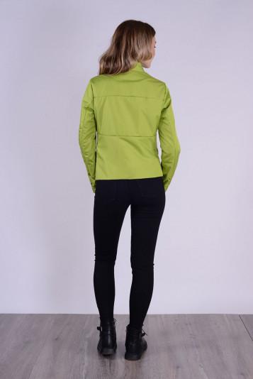 Куртка деми 99593 лайм