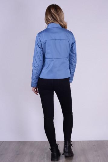 Куртка деми 99593 джинс