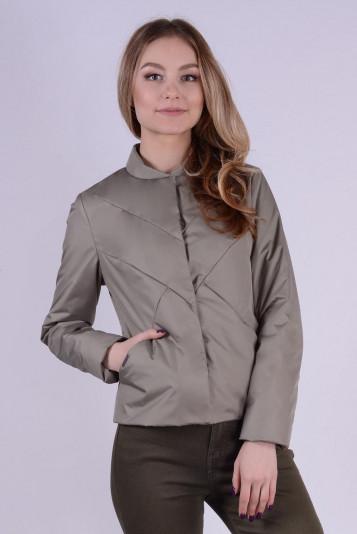 Куртка деми 99593 хаки