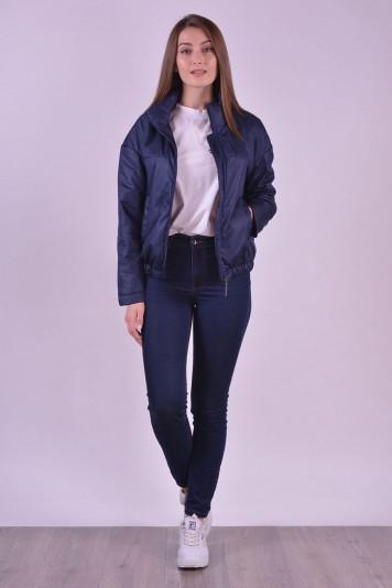 Куртка женская 99597 синяя