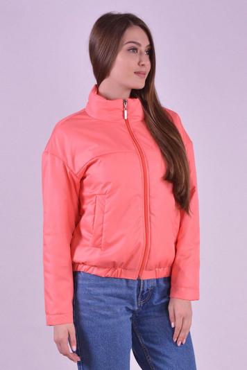 Куртка женская 99597 лосось