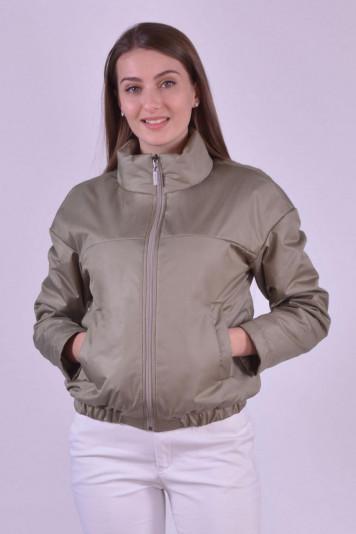 Куртка женская 99597 хаки