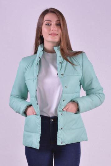 Куртка деми 99606 мята