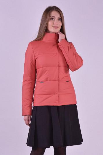 Куртка деми 99606 коралл