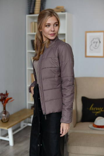 Куртка женская 99584 кофе