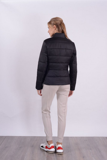 Куртка женская 99584 черный
