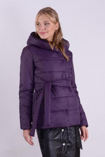 Куртка деми 99585 черника