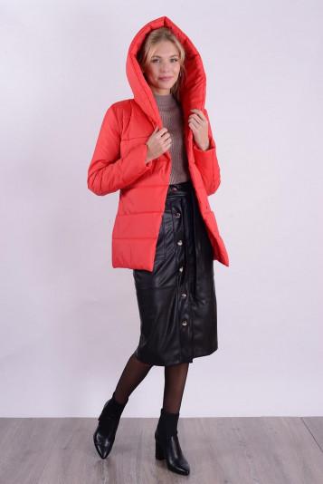 Куртка деми 99585 красная