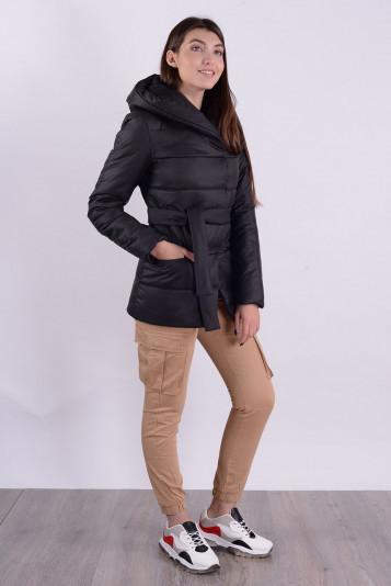 Куртка деми 99585 черная