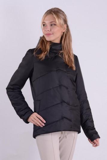 Куртка деми 99586 черная