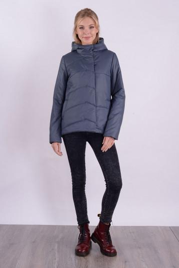 Куртка деми 99586 маренго