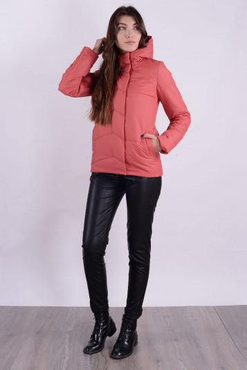 Куртка деми 99586 коралл