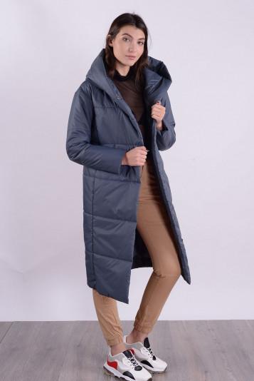 Пальто деми 99598 маренго
