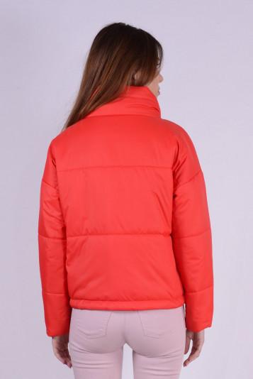Куртка деми 99601 красная