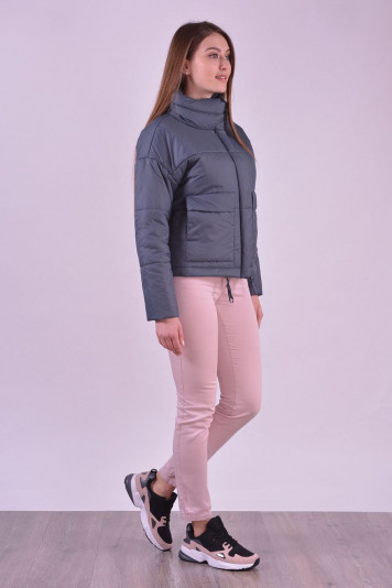 Куртка деми 99601 маренго