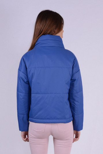 Куртка деми 99601 джинс