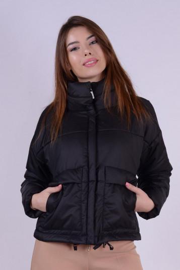 Куртка деми 99601 черная