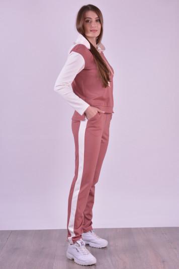 Худи + брюки 0301+0201 пудра