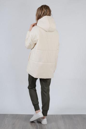 Куртка деми 99603 молоко