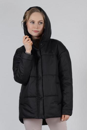 Куртка деми 99603 черная