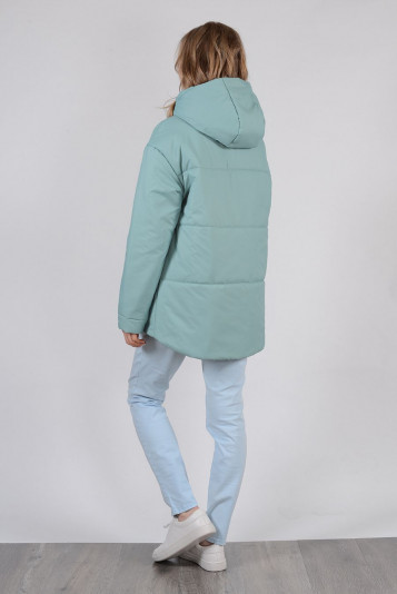 Куртка деми 99603 васаби