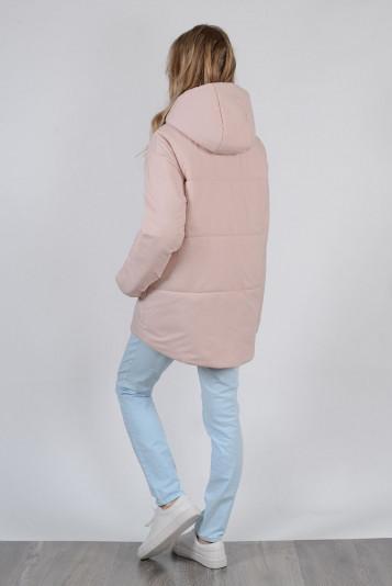 Куртка деми 99603 жемчужный