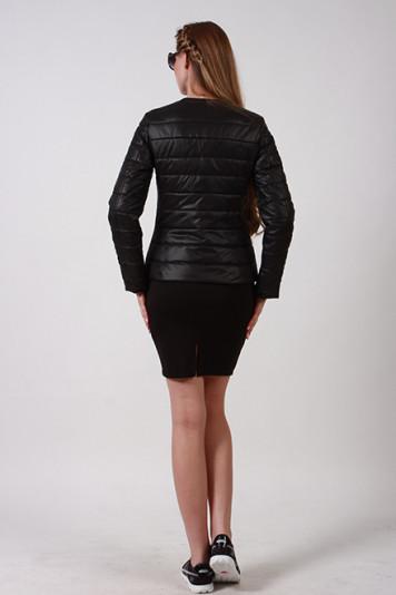 Куртка женская 63329 черная