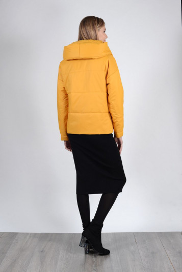 Куртка 93523 охра