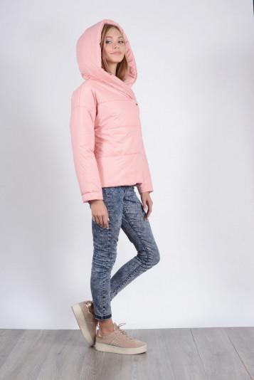 Куртка 93523 пудра