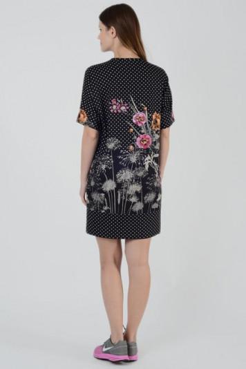 Платье - туника 7106