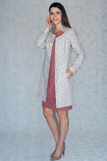Платье 7113.2 марсала