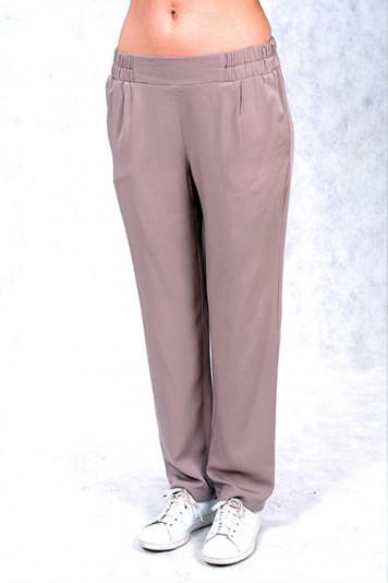 Блуза 7126 + брюки 7120 беж