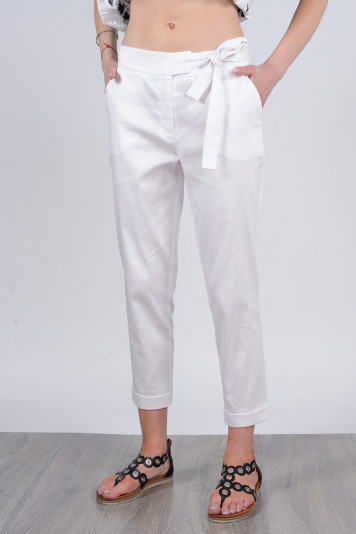 Блуза 8308.1 + брюки 8207.1 клетка