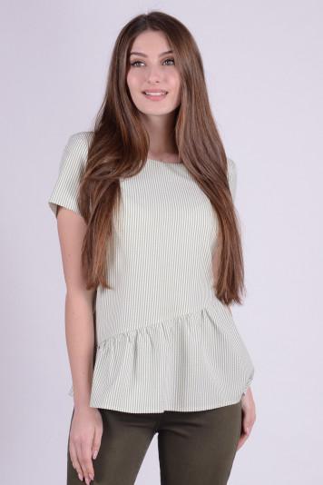 Блуза 8308.1 фисташка