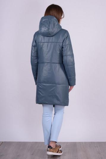 Пальто деми 93562 маренго