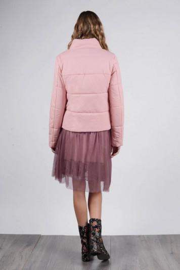 Куртка женская 83467 пудра