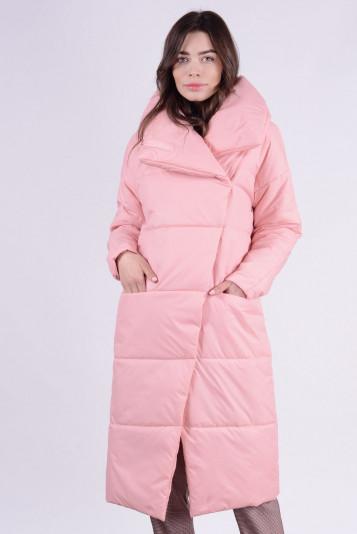 Пальто деми 93551 пудра