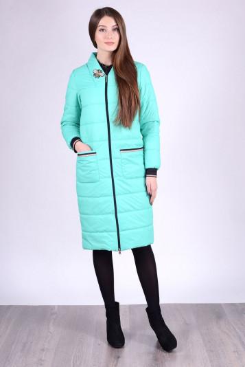 Пальто женское 93556 тифани