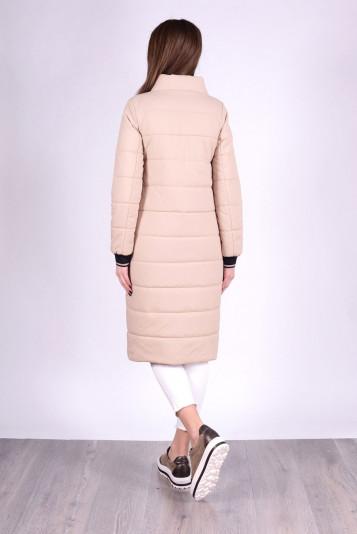 Пальто женское 93556 беж