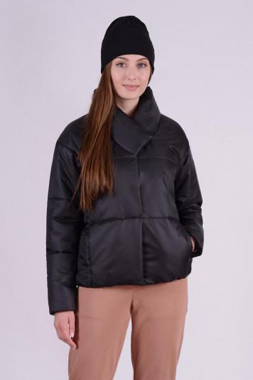 Куртка деми 99608 черная