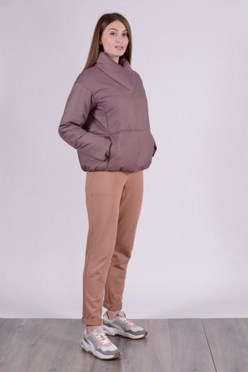 Куртка деми 99608 кофе