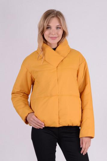 Куртка деми 99608 охра