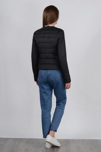 Куртка деми 99600 черная
